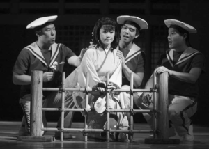 The Sondheim Review Pacific Overtures